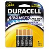 Ultra Alkaline Batteries, AAA, 4/pack