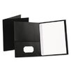 "<strong>Esselte Pendaflex Corporation</strong> Oxford Paper Twin-Pocket Portfolio, Tang Clips, Letter, 1/2"" Capacity, 25/Box"