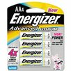 <strong>Energizer®</strong> Advanced Lithium Batteries, Aa, 4/Pack