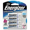 <strong>e² Lithium Batteries, AA, 8/pack</strong> by Energizer®