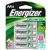 Energizer® AA ACCU Rechargeable High Energy Battery (4 Pack)