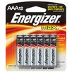 Energizer® AAA Alkaline Battery (Set of 12)