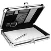 Ideastream Products Vaultz Locking Storage Clipboard