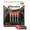 <strong>Alkaline Battery, 8/Pack</strong> by Innovera®