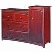 <strong>Beatrice 3 Drawer Combo Dresser</strong> by Storkcraft