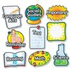 <strong>Learning Resources®</strong> Magnetic Subject Labels