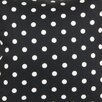 McKenzie Black Dot Fabric