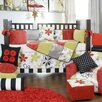 <strong>Glenna Jean</strong> McKenzie 5 Piece Crib Bedding Collection with Pillow