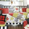 McKenzie 4 Piece Crib Bedding Collection