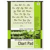<strong>S.A.V.E Recycled Chart Pad, 1In Ruled</strong> by Pacon Corporation