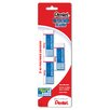 <strong>Hi Polymer Block Eraser (3 Pack) (Set of 6)</strong> by Pentel of America, Ltd.