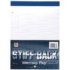 <strong>Roaring Spring Paper Products</strong> 100 Sheet Stiff-Back Writing Pad