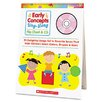Scholastic Early Concepts Sing-Along Flip Chart with CD
