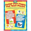 Scholastic 30 Pocket Chart Poems That Teach