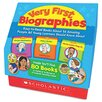 <strong>Very First Biographies</strong> by Scholastic