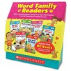 <strong>Scholastic</strong> Scholastic Word Family Readers Set
