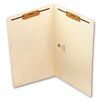 One Fastener End Tab 11 Point Heavyweight Folders, 50/Box