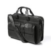 <strong>Stebco LLC</strong> Premium Laptop Cowhide Leather Laptop Briefcase