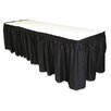 <strong>Table Set Linen-Like Table Skirt</strong> by Tablemate Products