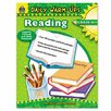 <strong>Teacher Created Resources</strong> Daily Warm-Ups: Reading, Grade 4, Paperback, 176 Pages