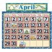 Teacher Created Resources Dm School Days Calendar Bb Set