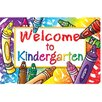 <strong>Welcome To Kindergarten 30/pk</strong> by Teacher Created Resources