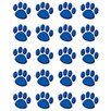 <strong>Blue Paw Prints Stickers 120 Stks</strong> by Teacher Created Resources