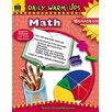 Teacher Created Resources Daily Warm-ups Math Gr 1
