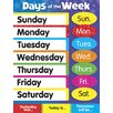 <strong>Learning Charts Days Of The Week</strong> by Trend Enterprises