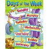 <strong>Chart Days Of The Week</strong> by Trend Enterprises