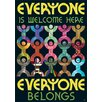 <strong>Everyone Is Welcome Here Everyone</strong> by Trend Enterprises