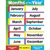 Trend Enterprises Learning Charts Months Of The Year