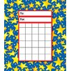 Trend Enterprises Star Brights Ipd Incentive Pads