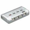 Tripp Lite 4-Port Printer/Peripheral Sharing Switch, USB