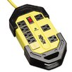 <strong>Tripp Lite</strong> Safety Surge Suppressor, 8 Outlet, Osha, 12Ft Cord, 1500 Joules