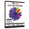 <strong>Colored Paper, 500 Sheets/Ream</strong> by Universal®