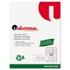 <strong>Universal®</strong> Laser Printer Permanent Labels, 300/Pack