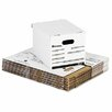 Universal® Economy Storage Box with Lift-Off Lid, 12/Carton