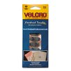 VELCRO USA Inc Oval Hook and Loop Fasteners, 7 1/4 X 3, 40/Pack