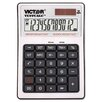 <strong>Victor Technology</strong> Tuffcalc Desktop Calculator, 12-Digit Lcd