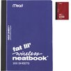 "<strong>5.5"" x 4"" College Ruled Fat Lil Wireless Notebook</strong> by Mead"
