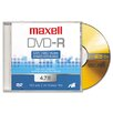 Maxell Corp. Of America Dvd-R Discs, 4.7Gb, 16X, 5/Pack