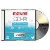 <strong>Maxell Corp. Of America</strong> Cd-R Discs, 700Mb/80Min, 48X, 10/Pack