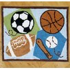 <strong>CoCaLo Baby</strong> Sports Fan Kids Rug