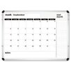 "The Board Dudes Perpetual Calendar 1'5"" x 1'11"" Whiteboard"