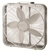 "Lasko 20"" Premium Box Fan with Wind Ring"