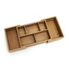 Lipper International Bamboo Expandable Organizer