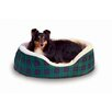 Hidden Valley Products Plaid Nest Dog Bed