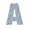 Cici Art Factory Lotsa Alphabet Art Penguins Hanging Initial