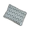 BowhausNYC Fair Isle Crate Rectangle Pet Bed